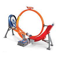 Хот Вилс Безумный форсаж -  Hot Wheels Power Shift Loop & Jump Y3105 5 машин