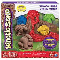Kinetic Sand Volcano Island Set кинетический песок Вулканический остров