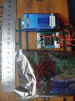 Излучатель синего цвета 445nm мощностью 1.6-2W