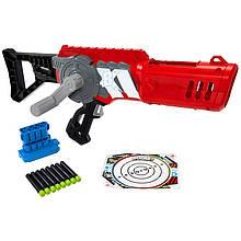 BOOMco Бластер большой Crank Force Blaster от Mattel