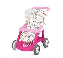 Прогулочная коляска для кукол с корзиной Baby Nurse 251023 Smoby