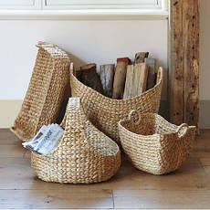 Корзины, плетеные изделия