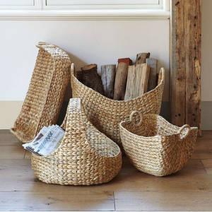 кошики, плетені вироби