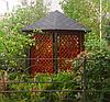 """Беседка деревянная для дачи, сада или частного дома """"Астра -1"""" (3*2,6м), фото 3"""