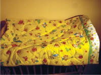 Одеяло стеганное зимнее 140х105 см, 320.02 Ш