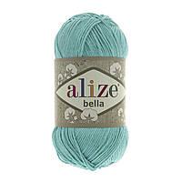 Alize BELLA бирюзовый № 477 , фото 1
