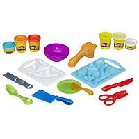 Набор Play - Doh Нарезай и руби Kitchen Creations Shape 'n Slice