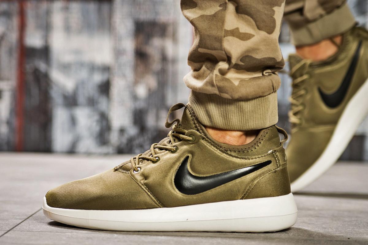 Кроссовки мужские Nike Roshe Two, оливковые (2532-2) размеры в наличии ► [  41 (последняя пара)  ](реплика)