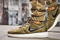 Кроссовки мужские Nike Roshe Two, оливковые (2532-2) размеры в наличии ► [  41 (последняя пара)  ](реплика), фото 1