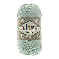 Alize BELLA зеленая мята № 266, фото 1