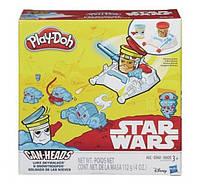 Play Doh Игровой набор Звездные Войны Люк Скайуокер Star Wars Luke Skywalker and Snowtrooper