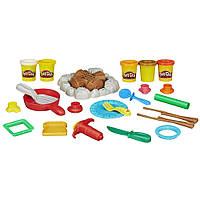 Play-Doh Игровой набор Пикник у костра Campfire Picnic Playset
