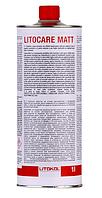 LITOCARE MATT Защитная пропитка для керамики, натурального камня и восстановления цвета межплит 1 л LTCMATT012
