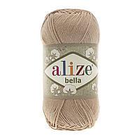 Alize BELLA бежевый № 76, фото 1