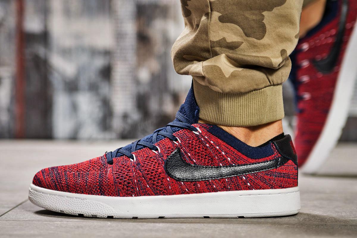 Кроссовки мужские Nike TENNIS CLASSIC, красные (2470-1) размеры в наличии ► [  42 44  ] (реплика)