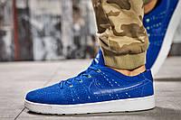 Кроссовки мужские Nike TENNIS CLASSIC, синие (2470-5) размеры в наличии ► [  41 42 44  ] (реплика), фото 1