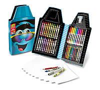 Набор Крайола для творчества Crayola Tip Tool Kit Синий 50 предметов