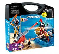 Playmobil 5894 Набор в чемодане Пираты