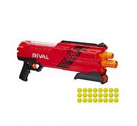 Бластер НЕРФ Райвал атлас красный Nerf Rival Atlas XVI-1200 Blaster