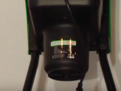 Мощный электромотор измельчителя GRUNHELM ES-24