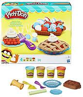 Play Doh Playful Pies Set Ігровий набір пластиліну Святковий пиріг Плей-Дох