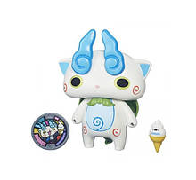 Yo-Kai Watch Меняющаяся фигурка с медалью Komasan-Businessman Йо-кай B5948 Hasbro