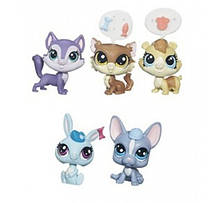 Littlest Pet Shop Dining Downtown Обед в городе Литлест Шоп