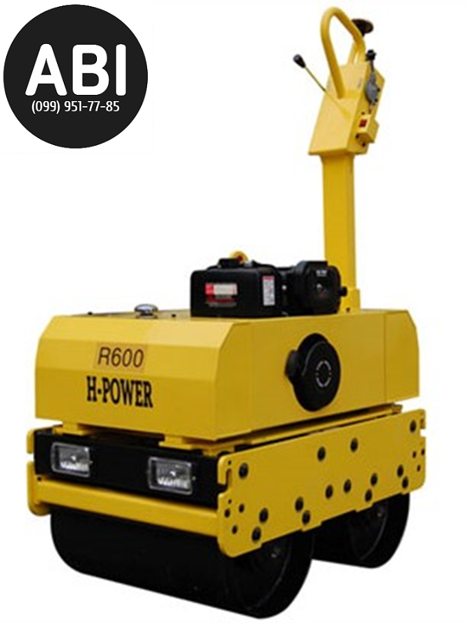 Виброкаток дизельный Honker HP-R600D (660 кг)
