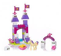 Конструктор  Мега  Блокс  Дворец Пони Mega  Bloks  My  Pony  Palace  Building Set