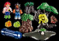 Playmobil 6891 ночная прогулка с фонариками