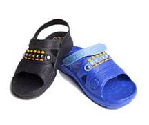 Шлепанцы детские пенковые оптом, 24-29 размер. Детская летняя обувь оптом