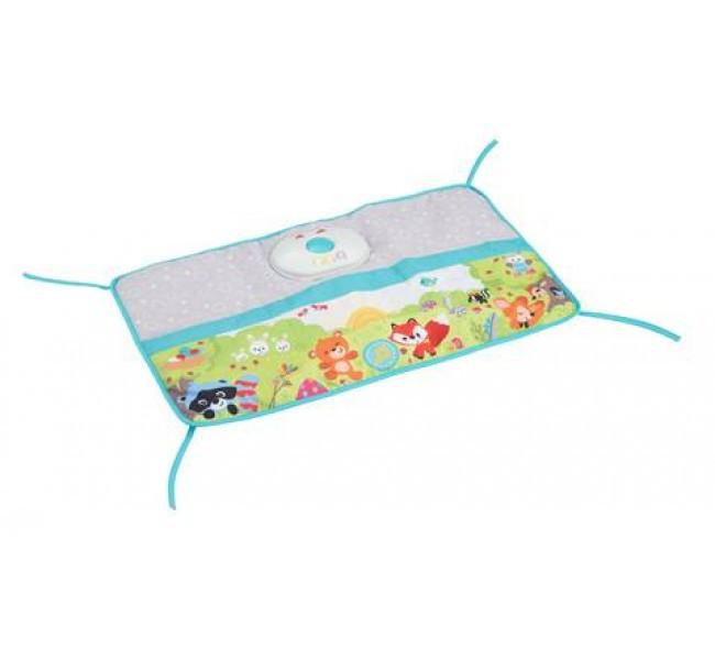 Музыкальная подвеска на кроватку коврик джунгли Fisher Price CHG19