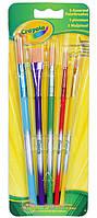 Набор кисточек для красок Crayola