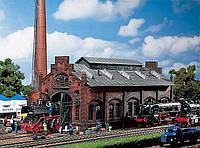 FALLER 120159 Паровозное одностойное локомотивное депо H0 1/87