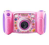 Детский цифровой фотоаппарат Vtech Kidizoom Camera Pix с видео записью розовый