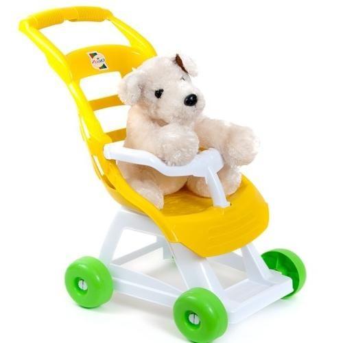 🔥✅ Игрушечная прогулочная коляска Орион 147 для куклы