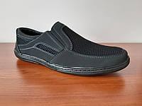 Туфли мужские летние сетка, фото 1