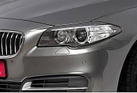 Реснички на фары BMW F10 \ F11 2010-2013 г.в. ДОрестайлинг, фото 1