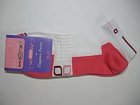 Яркие короткие носки для спорта женские