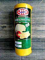 Сыр твердый Kresowe OKO Mlekovita Польша. цена за 1кг