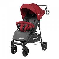 Прогулочная детская коляска BABYCARE Strada CRL-7305 Apple Red Гарантия качества Быстрая доставка
