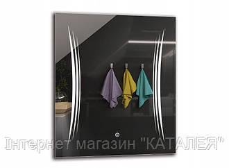 Дзеркало Arttor з підсвіткою LED M1ZD-20 DELUX Зеркало 119 варіантів  600, 500