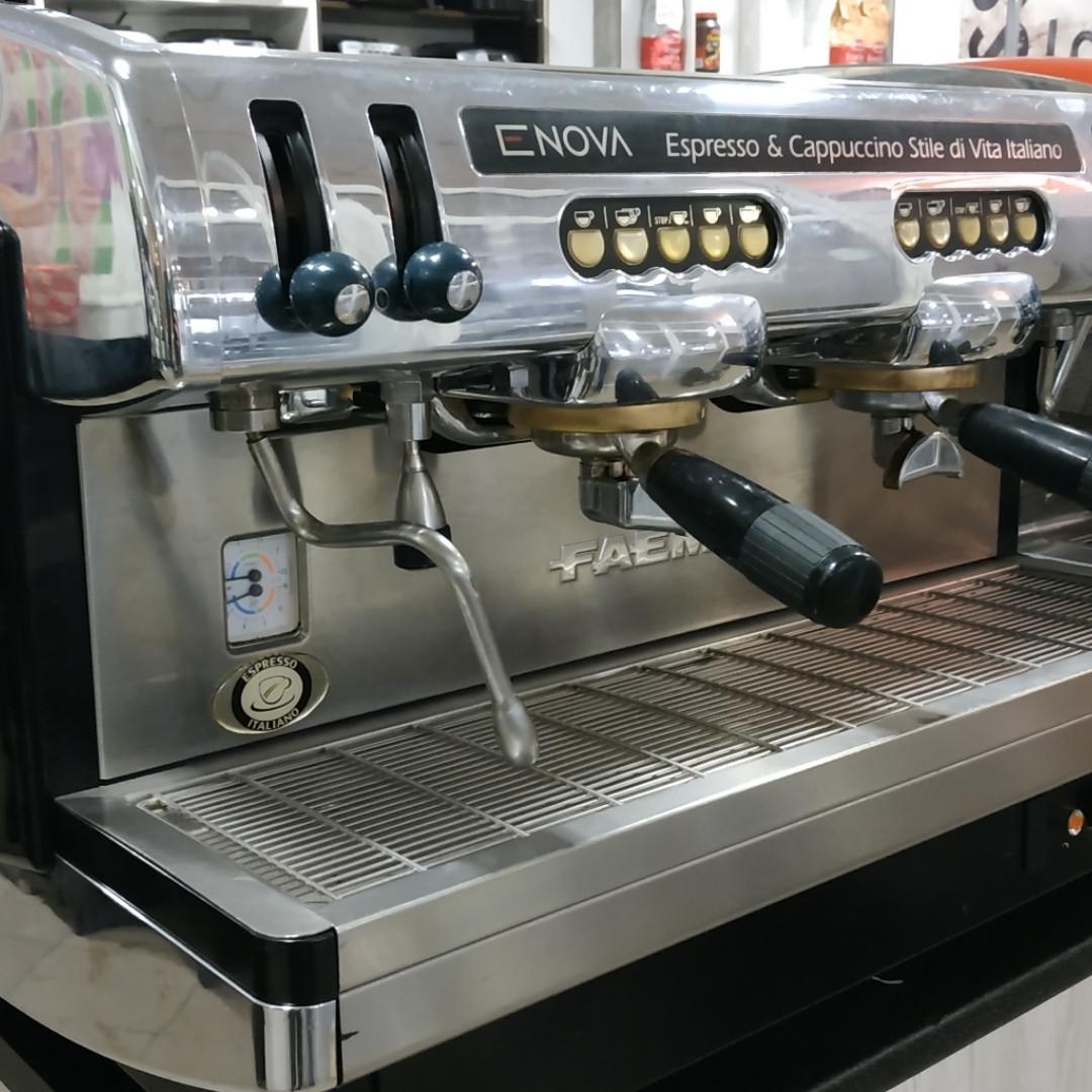Кофемашина Faema ENOVA б\у