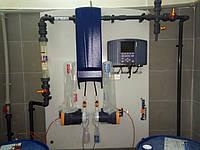Сервис установки получения диоксида хлора Prominent Bello Zon CDVc