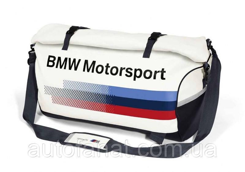 Оригинальная спортивная сумка BMW Motorsport Sports Bag (80222446464)