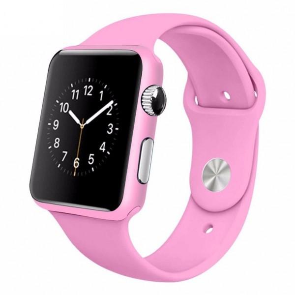 Розумні смарт-годинник Smart Watch UWatch A1 Pink