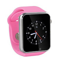 Розумні смарт-годинник Smart Watch UWatch A1 Pink, фото 2
