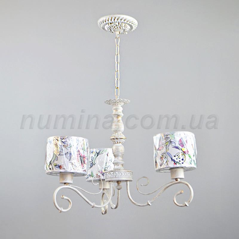 Люстра подвесная на 3 лампы 14-67045/3WG
