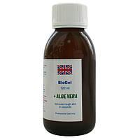 Ремувер для педикюра BioGel (алоэ вера), 60 мл