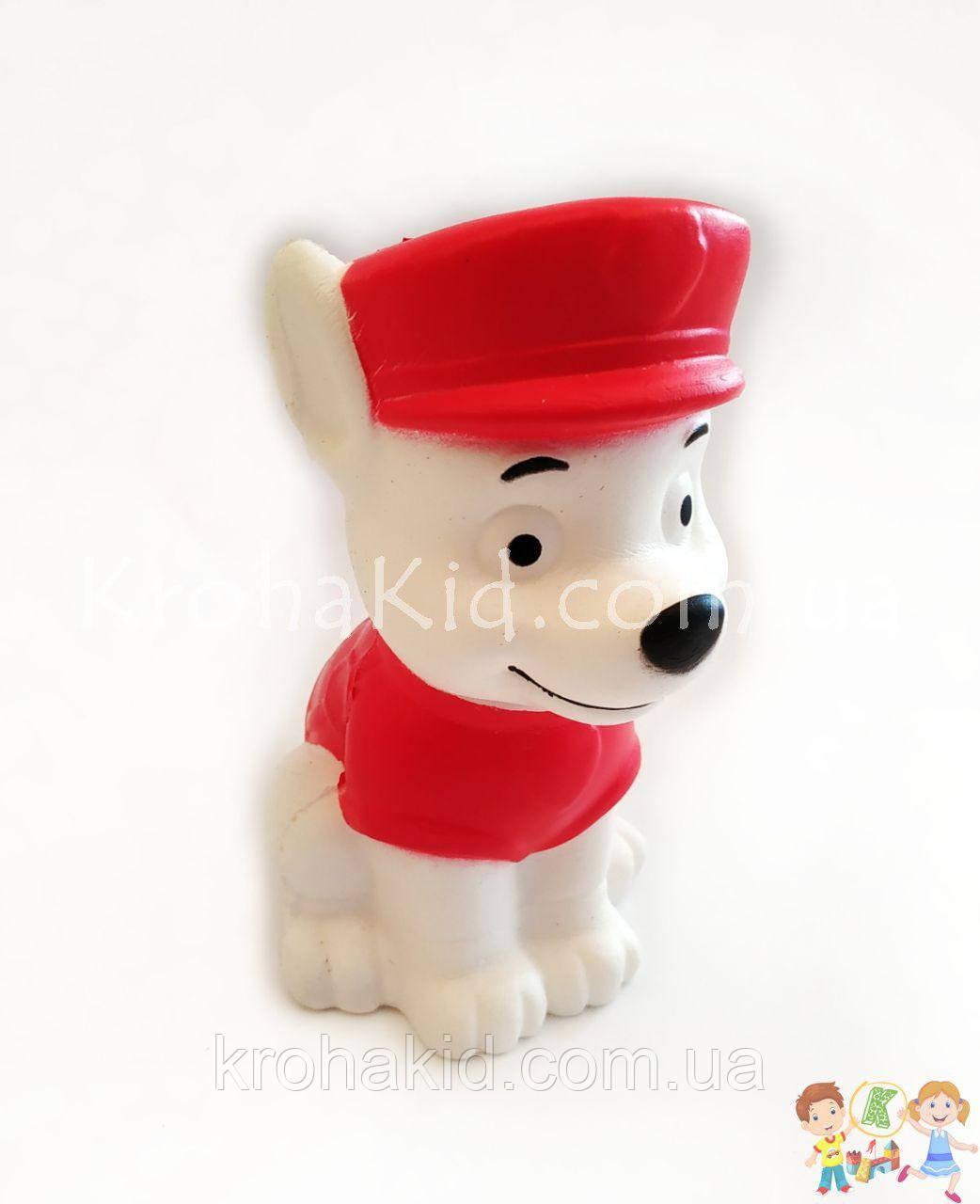 Сквиш щенячий патруль Маршал / Squishy / Сквуши / Игрушка-антистересс